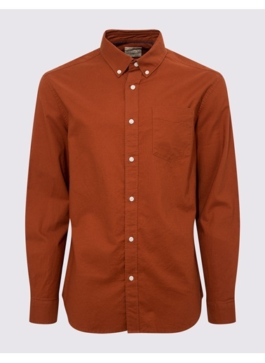 Marks & Spencer Gömlek Oranj